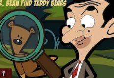 Mr Bean Find Teddy Bears