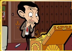 Mr Bean Hidden Objects