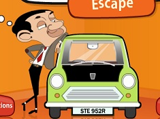 Mr Bean Love Escape
