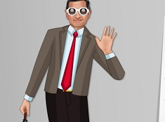 Mr Bean Rowan Atkinson Dress Up