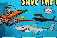 Mr Bean Saves the Ocean