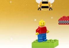 Mr Gold Minifigures