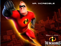 Mr Incredible Superhero Puzzle