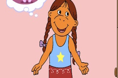 Muffy Dress Up