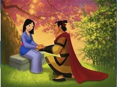 Mulan and Shan Proposal Puzzle
