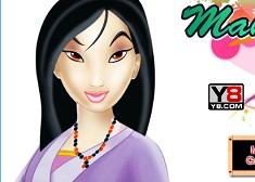Mulan Princess Makeover