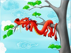 Mushu in the Tree Puzzle