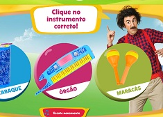 Musical Instruments Memory