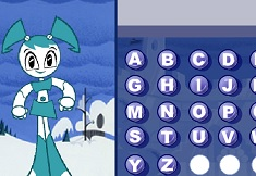 My Life as a Teenage Robot Games