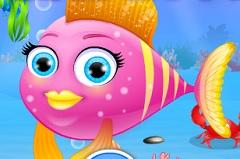 My Little Baby Fish
