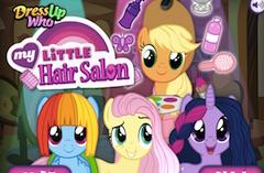My Little Hair Salon