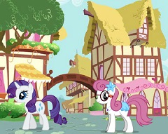 My Little Pony Adventure in Poniville