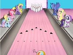 My Little Pony Bowling
