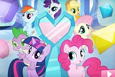 My Little Pony Crystal Match