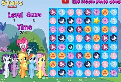 My Little Pony Cutie Mark Match