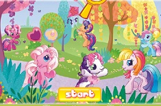 My Little Pony D Finder