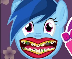 My Little Pony Dentist
