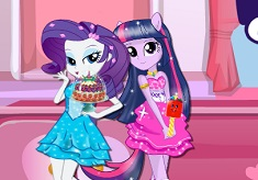 My Little Pony Equestria Sweet Shop