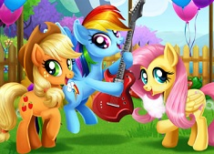 My Little Pony Farm Fest