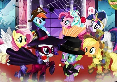 My Little Pony Halloween