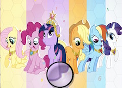 My Little Pony Hidden Numbers 2
