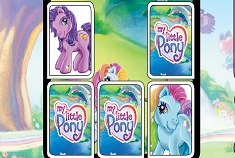 My Little Pony Matching