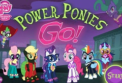 My Little Pony Powers Go