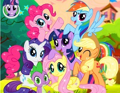My Little Pony Puzzle 3
