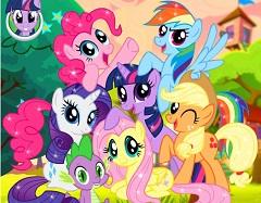 My Little Pony Puzzle 3