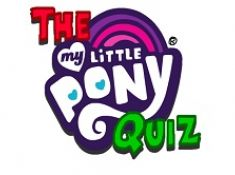 My Little Pony Quiz Remastered