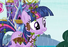 My Little Pony Rainy Day