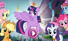 My Little Pony Restore the Elements of Magic