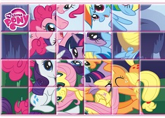 My Little Pony Rotate Puzzle