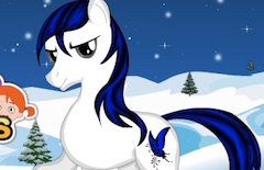 My Little Pony Winter Makeup