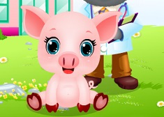 My Pet Doctor Baby Piggy