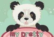 My Pretty Panda Bear