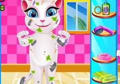 My Talking Angela Messy