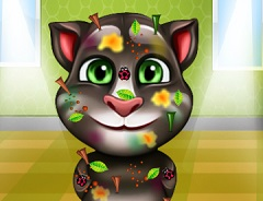 My Talking Tom Messy