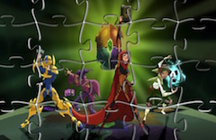 Mysticons Puzzle 2