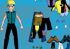 Naruto Dress Up