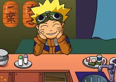 Naruto Eat Strethced Noodles