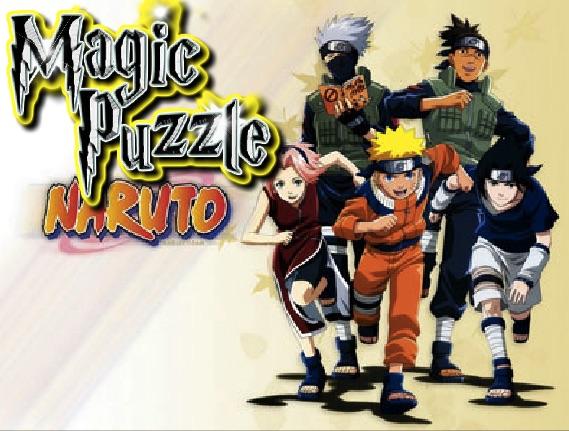 Naruto Magic Puzzle