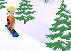 Naruto Snowboard