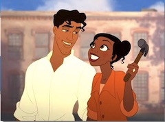 Naveen and Tiana Puzzle