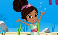 Nella the Princess Knight Fishing