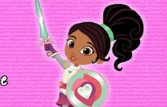 Nella the Princess Knight Hidden Stars