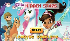 Nella the Princess Knight Hidden Stars 2