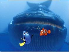 Nemo and Dory Puzzle