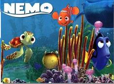 Nemo and Friends Puzzle