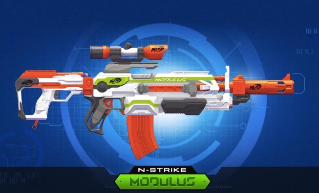 Nerf Blasters Gun